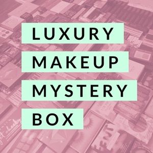 Other - LUXURY MAKEUP MYSTERY BOX